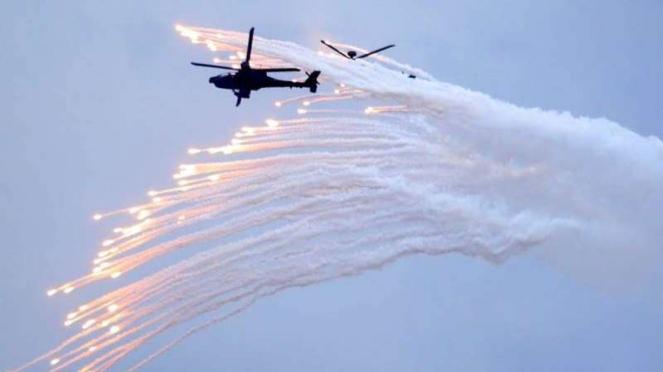 VIVA Militer: Helikopter tempur militer Taiwan