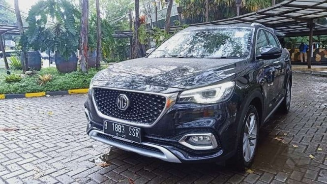 Mobil baru MG HS