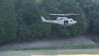 VIVA Militer: Helikopter Bell UN-1N Twin Huey Angkatan Udara AS