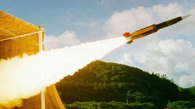 VIVA Militer: Rudal anti-kapal Hsiung Feng III militer Taiwan