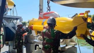 VIVA Militer: PAP 104 MK IV, Pesawat Kendali Jarak Jauh Pendeteksi Ranjau Laut