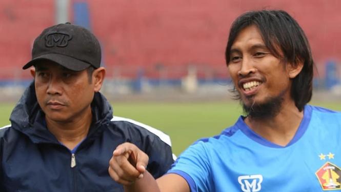 Budi Sudarsono resmi jadi pelatih Persik Kediri