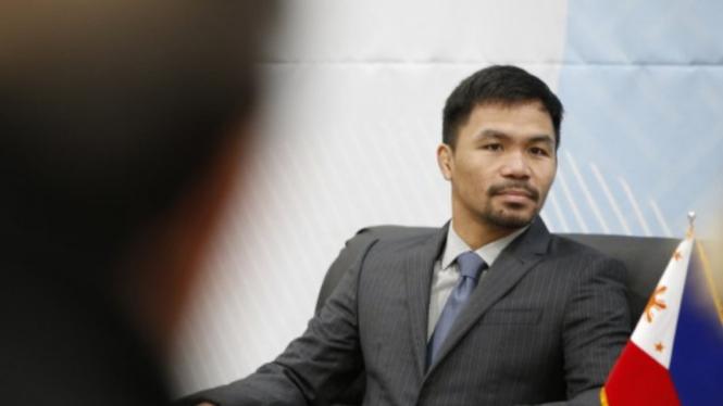 Petinju Filipina, Manny Pacquiao