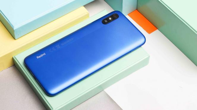 Xiaomi Redmi 9A.