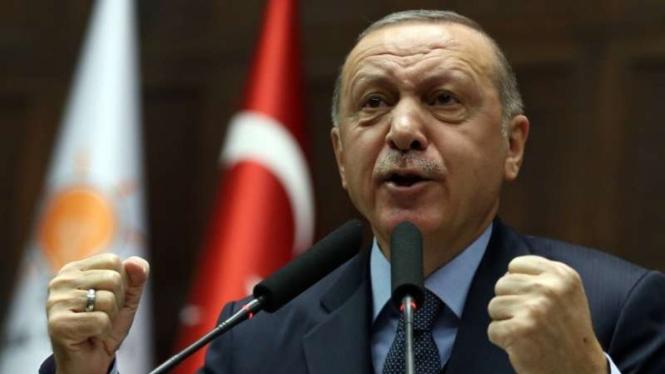 VIVA Militer: Presien Turki, Recep Tayyip Erdogan