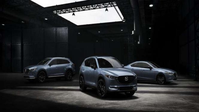 Mazda luncurkan mobil Carbon Edition