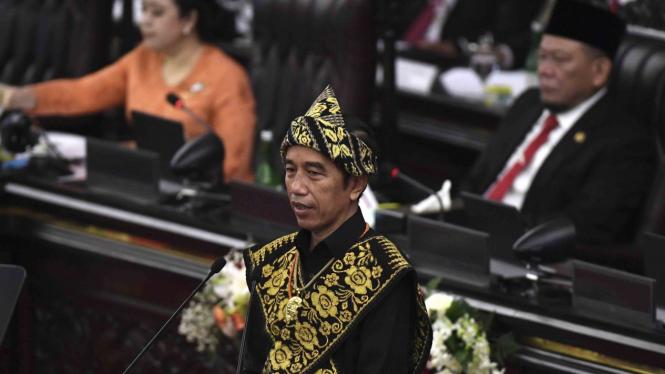ICW Kaget Pidato Jokowi Hingga Penyebab Indihome T