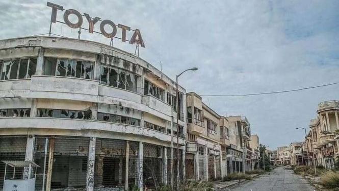Diler mobil Toyota terabaikan puluhan tahun