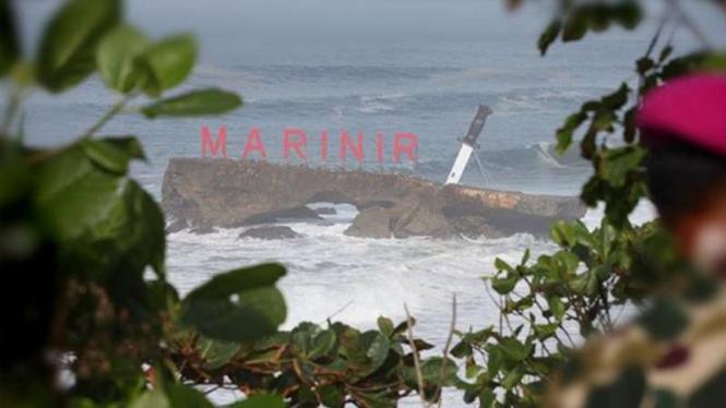 VIVA Militer: Pantai Baruna Marinir.