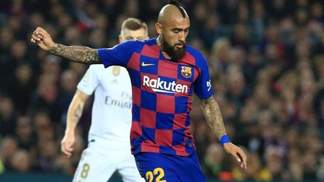 Pemain Barcelona, Arturo Vidal