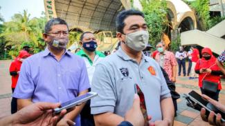 208 Perkantoran hingga Hotel di Jakarta Ditutup Sementara