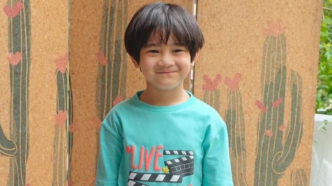 Rafathar Malik Ahmad.