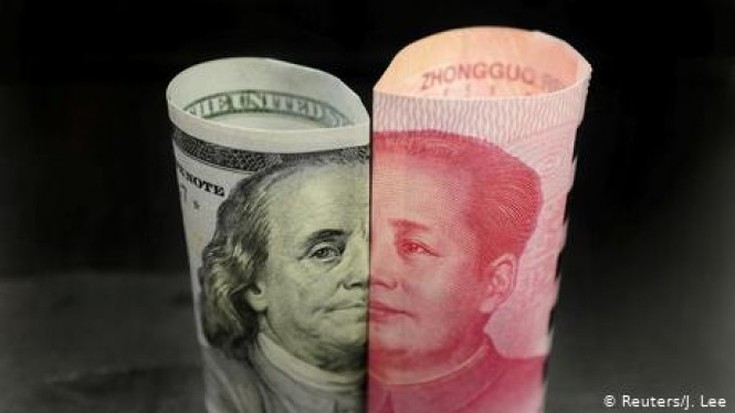 China Diminta Bersiap Diusir dari Rezim Dolar AS
