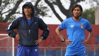 Pelatih Persik Kediri, Budi Sudarsono