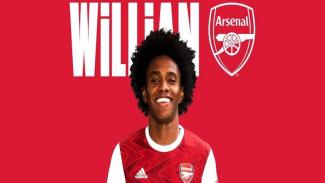 Pemain baru Arsenal, Willian