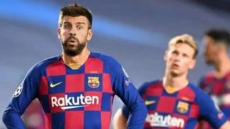 Bek Barcelona, Gerard Pique