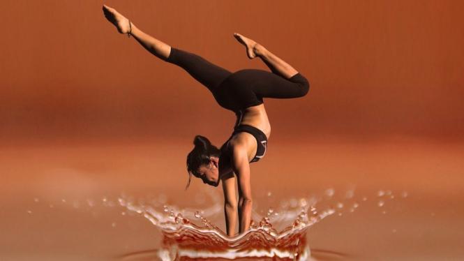 ilustrasi yoga sumber pixabay