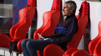 Pelatih Barcelona, Quique Setien
