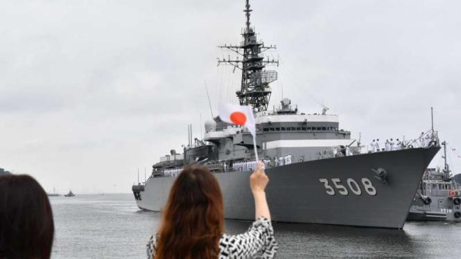 VIVA Militer: Angkatan Laut Jepang.