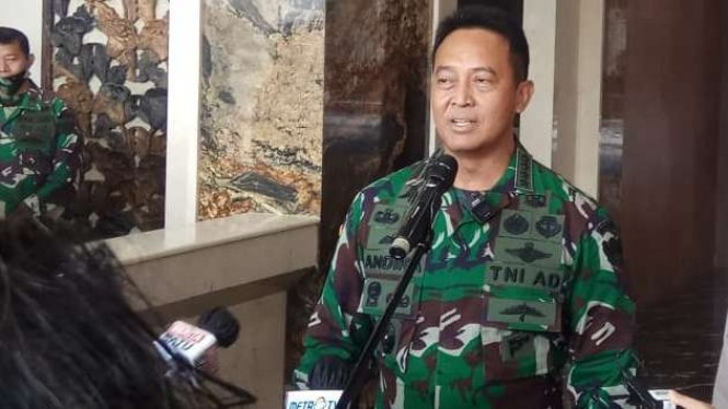 VIVA Militer: Jenderal Andika Perkasa.