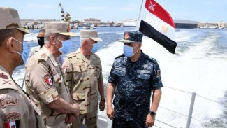 VIVA Militer: Angkatan Laut Mesir.