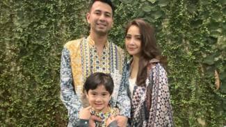 Raffi Ahmad, Nagita Slavina dan Rafathar.