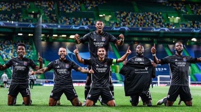 Mbappe Gemparkan Liga Champions Setelah Lyon Pecundangi ManCity