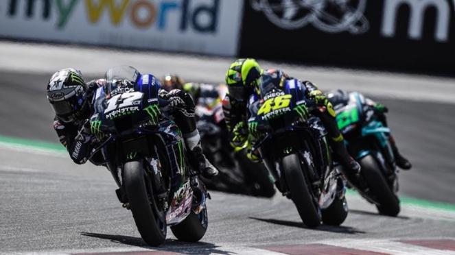 Pembalap Monster Yamaha, Maverick Vinales