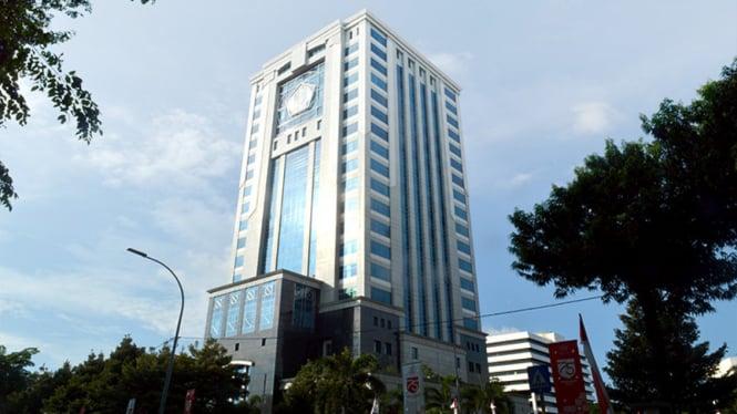 Gedung Kementerian Keuangan RI