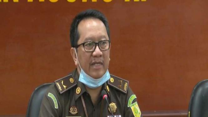 Kepala Pusat Penerangan Hukum Kejaksaan Agung Hari Setiyono