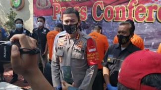Penjelasan Polisi soal Keributan Mumtaz Rais-Petinggi KPK di Pesawat
