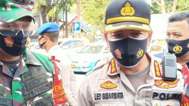 Kapolresta Malang Kota, Komisaris Besar Polisi Leonardus Simarmata