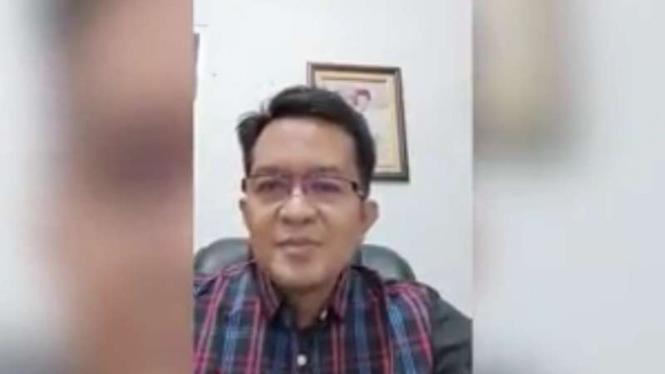 Wakil Wali Kota Payakumbuh Erwin Yunaz