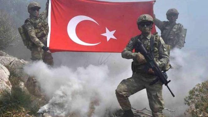 VIVA Militer: Pasukan militer Turki di Libya