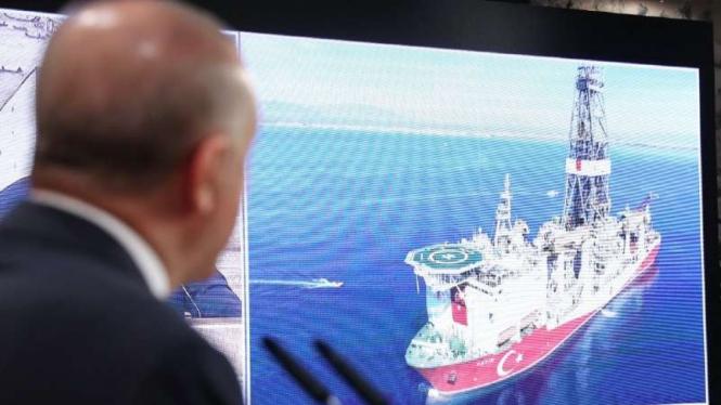 Presiden Erdogan umumkan cadangan gas terbesar sepanjang sejarah Turki.