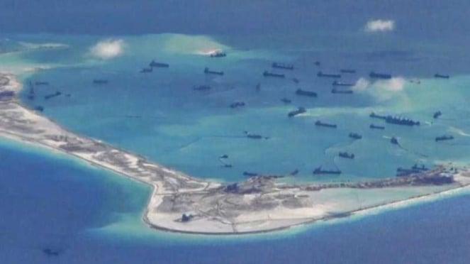 VIVA Militer: Kepulauan Paracel di Laut China Selatan