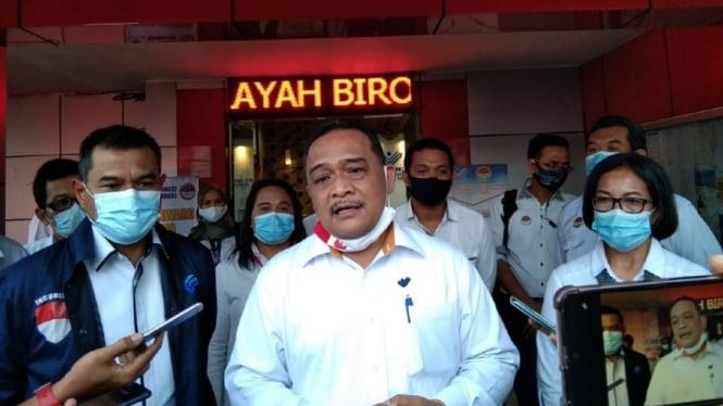 Kepala Badan Perlindungan Pekerja Migran Indonesia (BP2MI),Benny Rhamdani