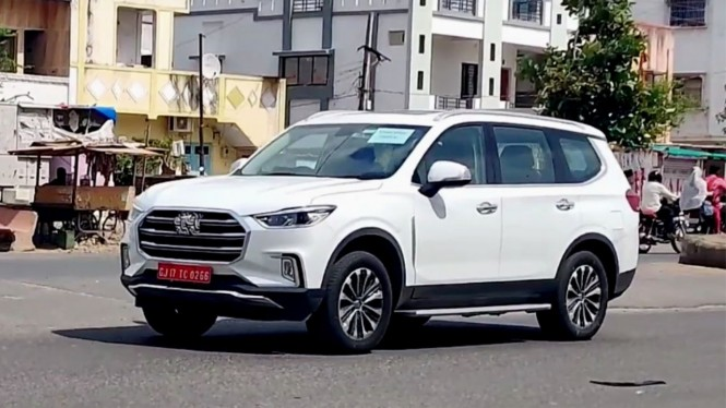 MG Gloster penantang Toyota Fortuner