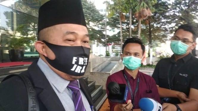 Koordinator Masyarakat Anti-Korupsi Indonesia (MAKI) Boyamin Saiman