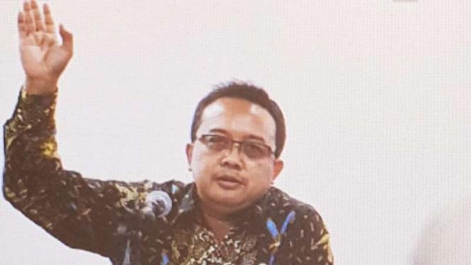Direktur BTN Andi Nirwoto.