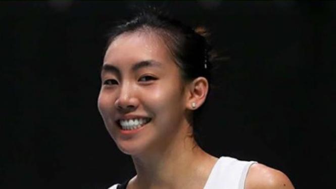 VIVA Bulutangkis: Tunggal putri Kanada, Michelle Li.