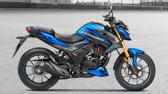 Honda CB 200 R Hornet 2020 Mengaspal Dengan Gaya Naked
