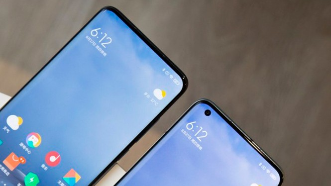 Xiaomi pamer kamera depan di bawah layar