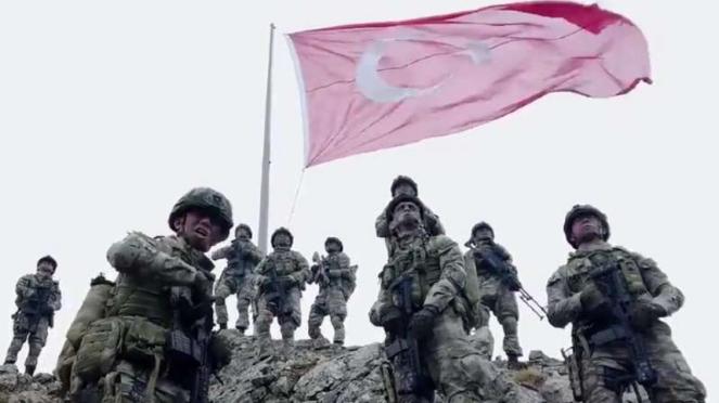 VIVA Militer: Tentara Turki.