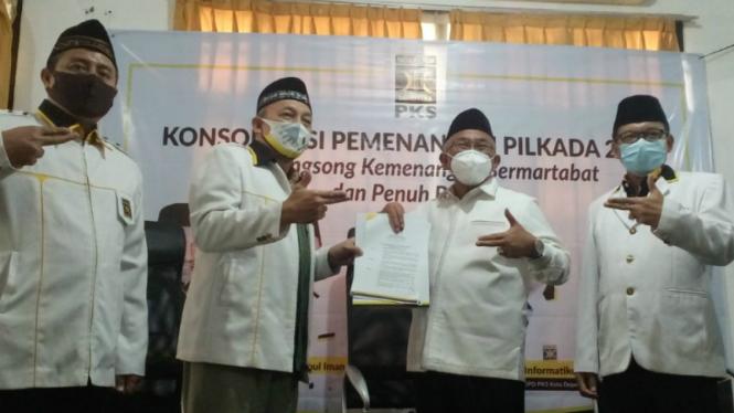 PKS resmi usung petahana di Pilkada Depok  2020