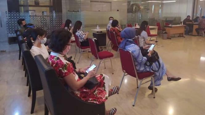 KSP Indosurya mencairkan dana anggotanya
