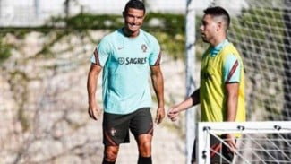 Jawab Tudingan Menteri Olahraga Italia, Ronaldo Beri Respons Tegas