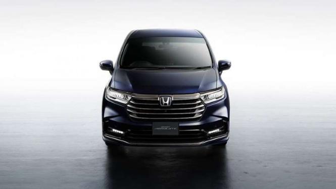 Honda perlihatkan Odyssey dengan tampilan dan teknologi baru