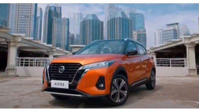 All New Nissan Kicks e-Power meluncur di Indonesia