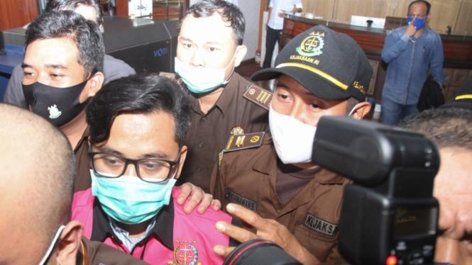 Andi Irfan Jaya tersangka kasus suap Jaksa Pinangki